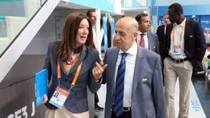 A Masters szervezésével is elégedett a FINA elnöke